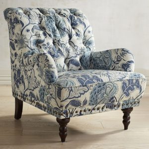 Printed Accent Chairs