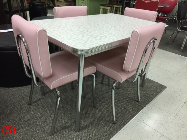 Popular Retro Kitchen Tables And Chairs Photos