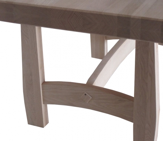 Popular Unfinished Kitchen Table And Chairs Image
