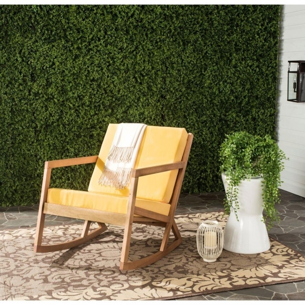 Remarkable Yellow Patio Chairs Picture