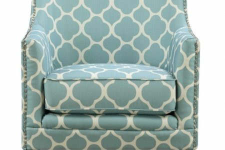 Aqua Accent Chair