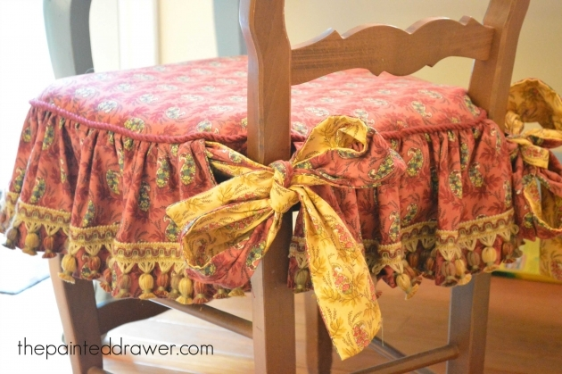 Splendid Country Kitchen Chair Cushions Photos