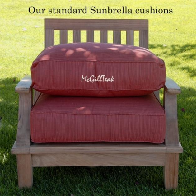 Splendid Custom Patio Chair Cushions Ideas