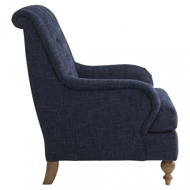 Splendid Navy And White Accent Chair Ideas