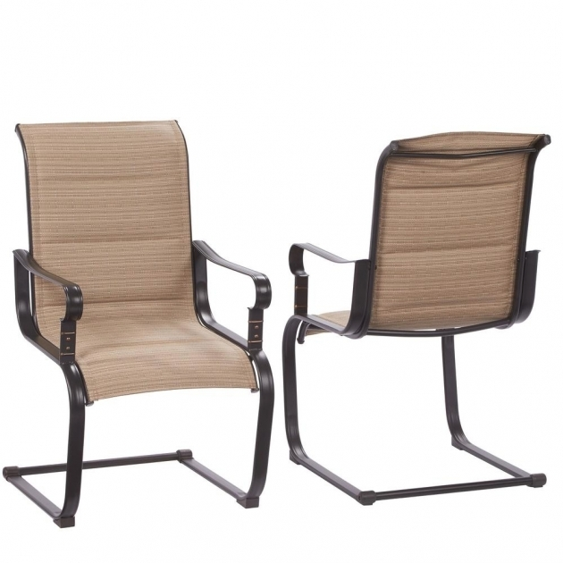 Splendid Slingback Patio Chairs Image