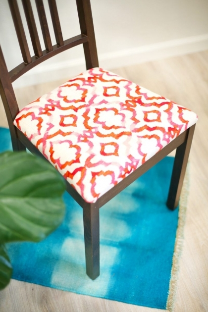 Stunning How To Reupholster Kitchen Chairs Pics
