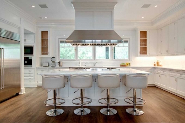 Stunning Kitchen Island Chairs With Backs Images