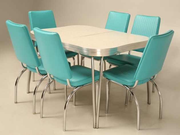 Stunning Retro Kitchen Tables And Chairs Image