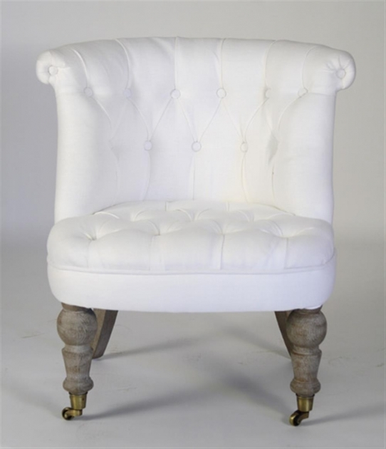 Stunning White Tufted Accent Chair Ideas
