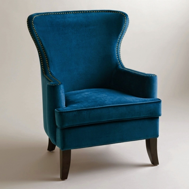 Stylish Accent Chairs Turquoise Image