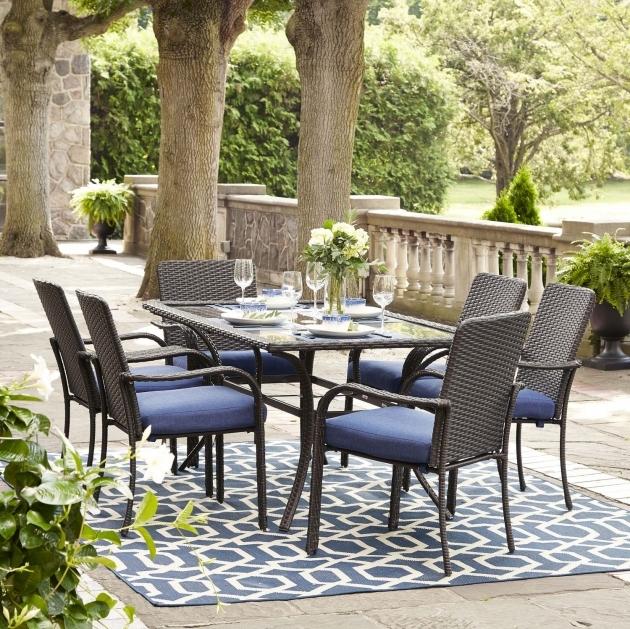 Stylish Patio Table And Chairs Walmart Photo