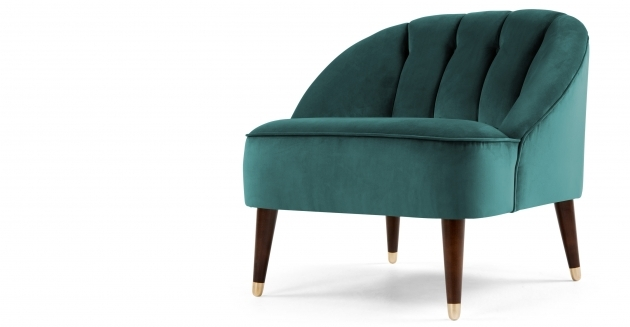 Stylish Peacock Blue Accent Chair Ideas