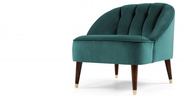 Stylish Peacock Blue Accent Chair Ideas