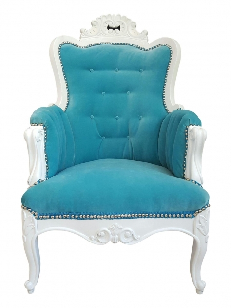 Stylish Turquoise Accent Chairs Images