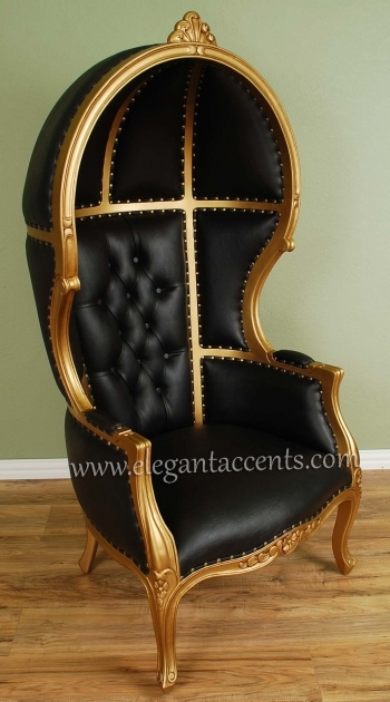 Top Black And Gold Accent Chair Images