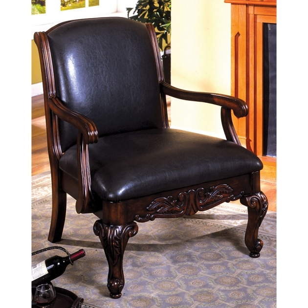 Top Victorian Accent Chair Picture
