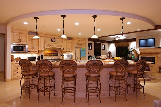 Unique Kitchen Island Chairs With Backs Picture