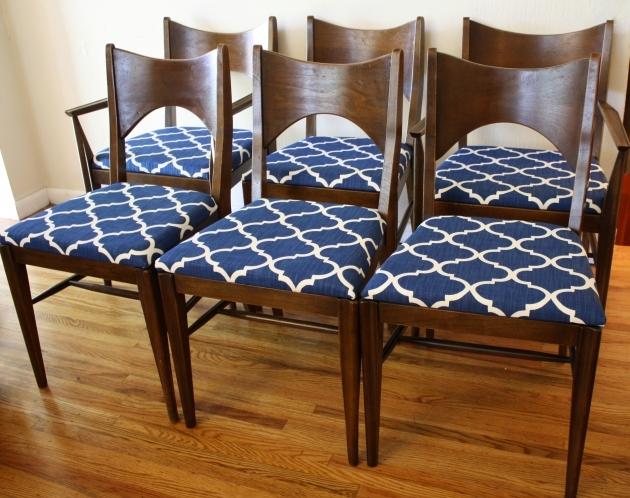 Unique Reupholster Kitchen Chair Pics