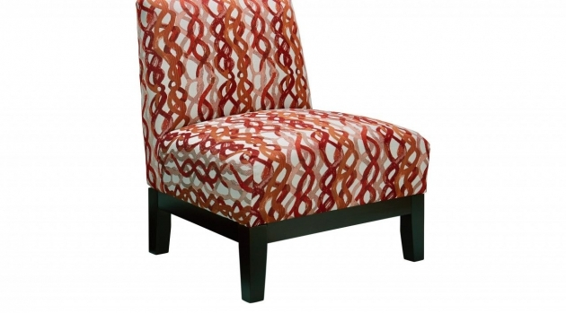 Wonderful Red And White Accent Chair Pics