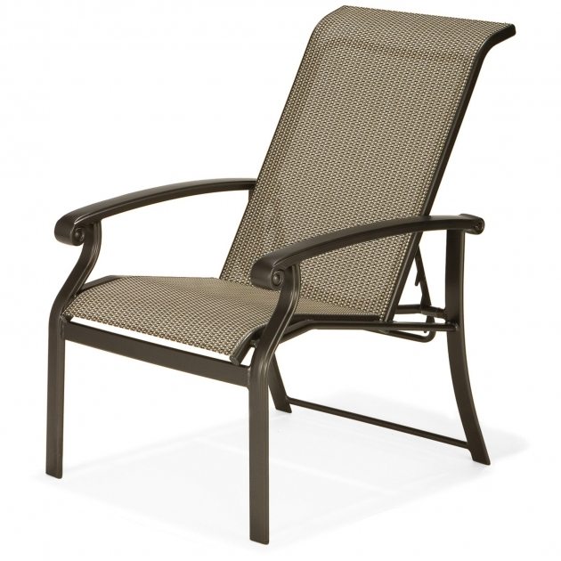 Wonderful Slingback Patio Chairs Images