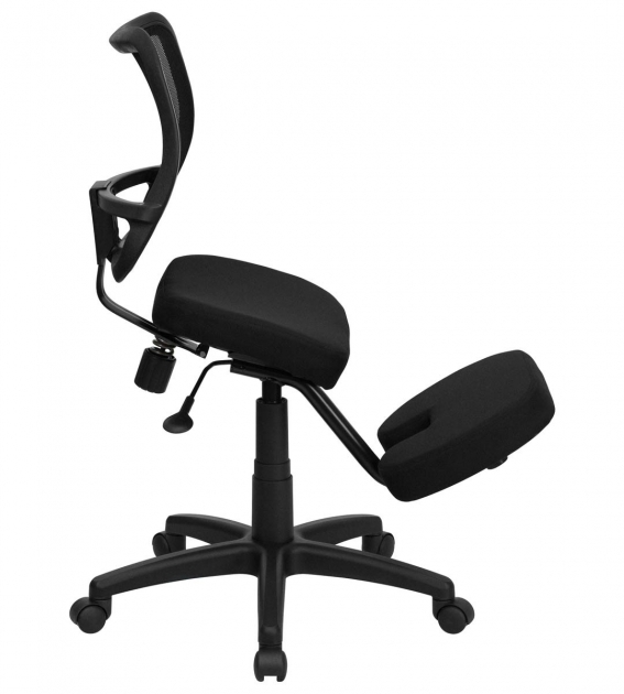 Ergoneel Mobile Ergonomic Kneeling Chair Task Images 16
