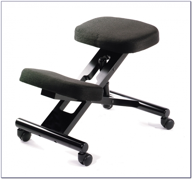 Ergonomic Kneeling Chair With Back Support Picture 63