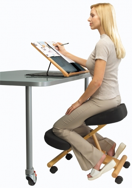 Ergonomic Kneeling Chair Work Stools Office Chairs Photos 07
