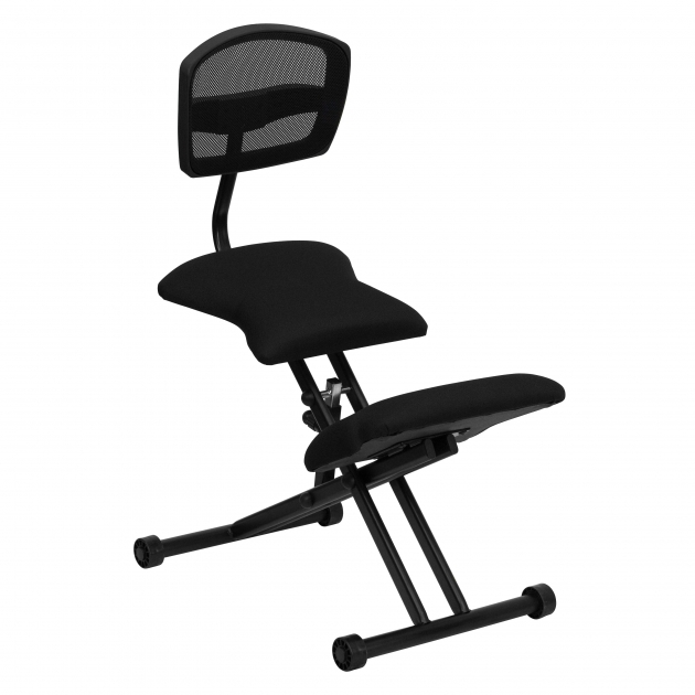 Ergonomic Kneeling Chairflash Furniture Wl 3440 Gg With Black Picture 31