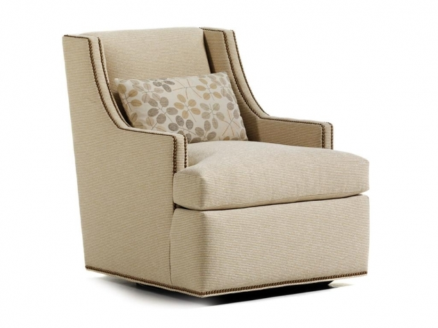 Modern Swivel Chair Living Room Design Ideas Pics 53