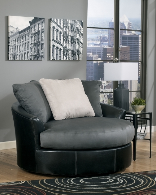 Oversized Swivel Chair Cheap Masoli Cobblestone Faux Leather Fabric Oversized Swivel Accent Pictures 70