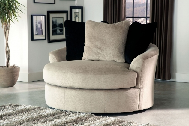 Oversized Swivel Chair Round Cuddle Chairs Photo 71