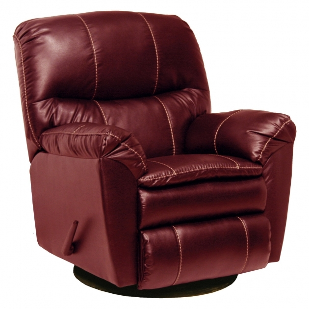 Red Leather Swivel Chair Modern Chairs Design Images 82