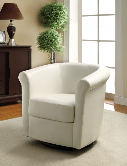 Small Swivel Chair Accent White Designs Picture 46