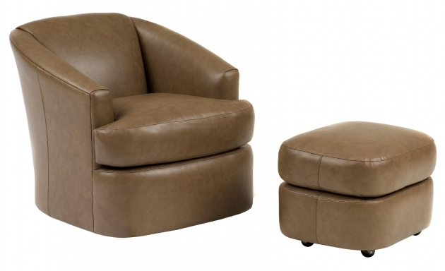 Swivel Barrel Chair Contemporary Ideas And Ottoman With Casters Pics 64