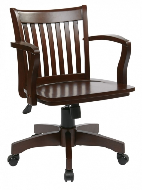 Swivel Desk Chair Wood Furniture Pics 53