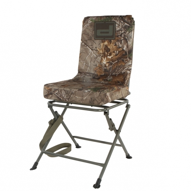 Banded Swivel Hunting Chair With Backrest Blind Chair Tall Banded Image 59