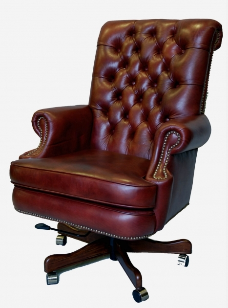 Best Leather Office Chair Executive Picture 34
