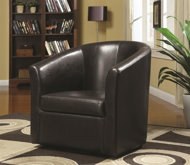 Coaster Swivel Chair Brown Leather Swivel Chair Steal Sofa Furniture Photos shoshuga 40