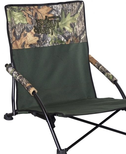 Folding Swivel Hunting Chair With Backrest Seat Portable Outdoor Fishing Deer Stool Camping Blind Photo 41