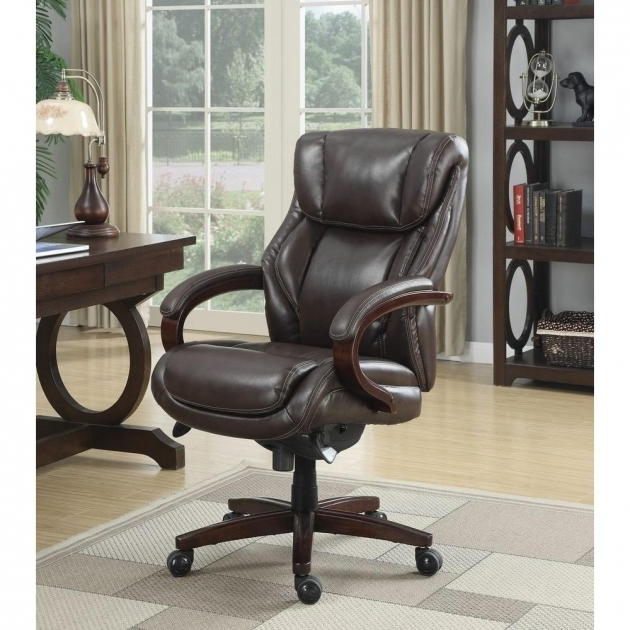 La Z Boy Executive Office Chair Furniture Photo 16