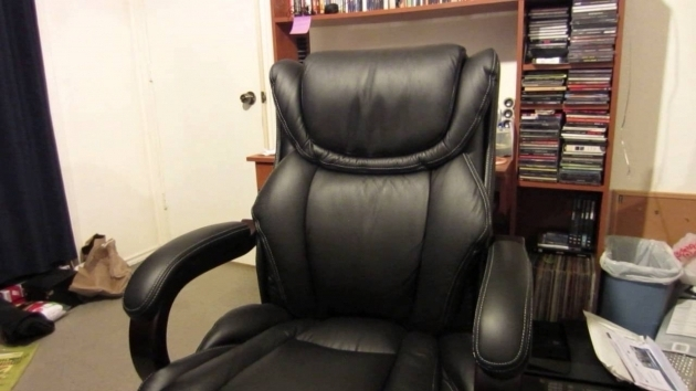 La Z Boy Executive Office Chair Photo 30