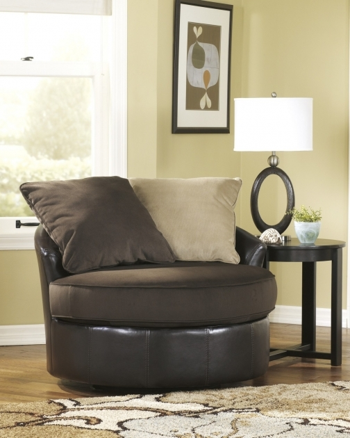 Living Room Idea Implemented With Dark Grey Colored Living Room Swivel Upholstered Chair Photos 72
