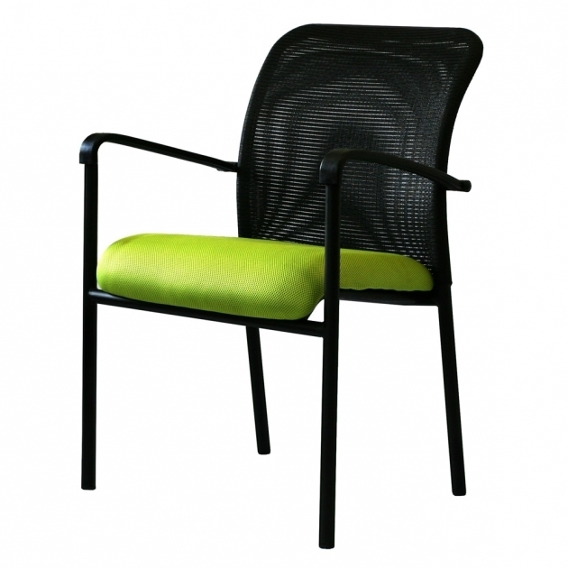 Office Guest Chairs Green Black Steel L14083015  Photo 71