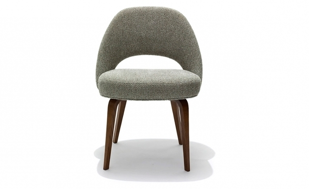 Saarinen Executive Chair With Wood Legs Image 15