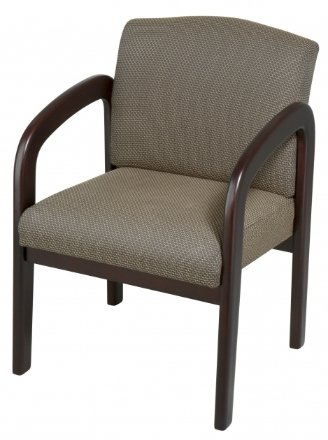 Star Fabric Office Guest Chairs Wd388 With Espresso Finish Photos 52