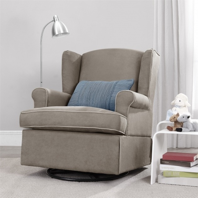Swivel Glider Chair Dorel Living Relax Col Swivel Glider Dark Taupe Images 85