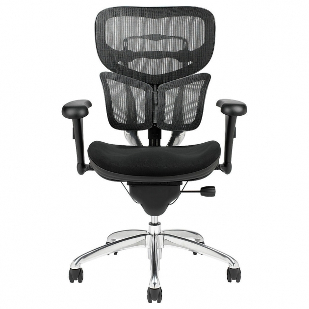 Workpro Commercial Mesh Back Executive Chair Black 21