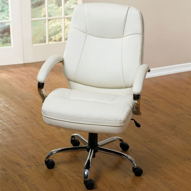 500 Lb Office Chair White Extra Wide Woman's Image 34
