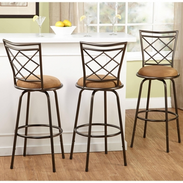 Bar Stool High Chair For Kitchen Counter Pub Chairs Image - Kitchen high chairs