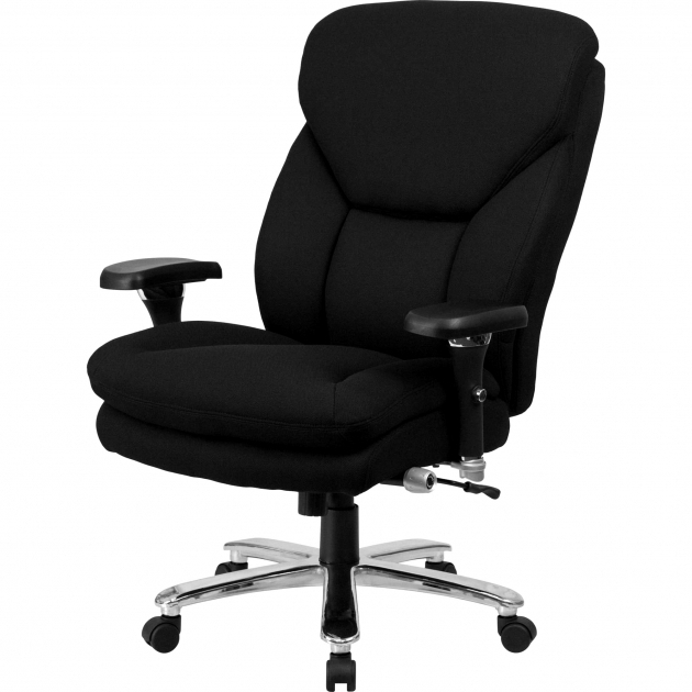 Big And Tall Office Chair 500 Lbs Capacity For Desks Heavy
